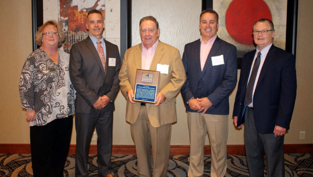 2019 Business Excellence Award - United Wire Technologies