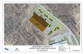 Comprehensive Site Profile, Lake Ontario Industrial Park, Oswego, NY