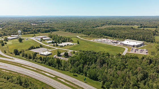 OOC Industrial Park Video Link