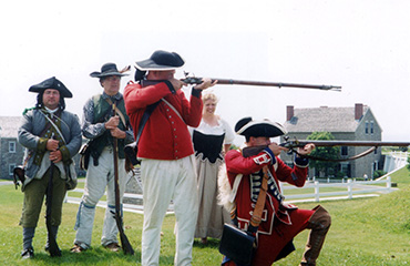 Fort Ontario Guard, Oswego, NY
